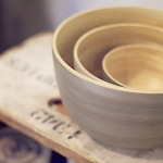 wooden bowls adorn gift and home indianola, iowa